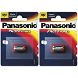 Panasonic CR2 x 2 Packets (2pcs)