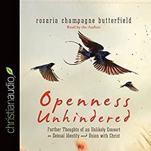 Openness Unhindered Audiobook
