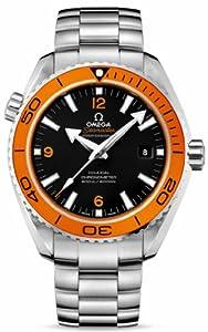 Omega Planet Ocean Black Dial Stainless Steel Mens Watch 232.30.46.21.01.002
