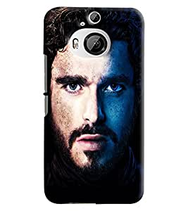 Clarks Printed Designer Back Cover For HTC One M9 Plus