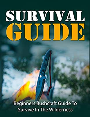 Survival Guide: Off the Grid: Bushcraft Guide for Beginners (Outdoor Life Hunting Backpacking) (RV Survival Guide Camping)