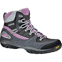 Asolo Yuma Waterproof Hiking Boot - Women's Grey/Graphite