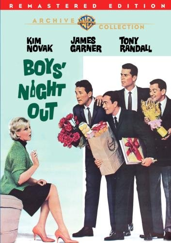 Cover art for  Boy's Night Out [Remaster]