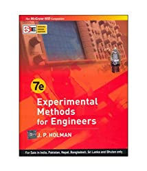 Experimental Methods for Engineers (SIE)