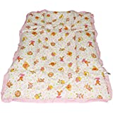 Wonderkids Pink Teddy Fix Pillow Mat
