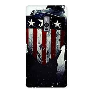 Special Premier Strong Back Multicolor Back Case Cover for OnePlus Two