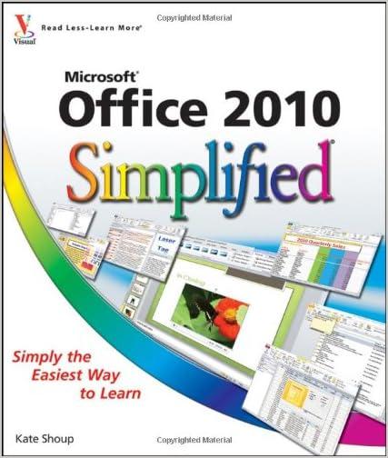 Ofice 2010 Simplified