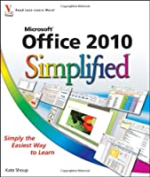 Office 2010 Simplified Front Cover