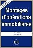 echange, troc Aldo Sevino, François Petit - Montages d'opérations immobilières