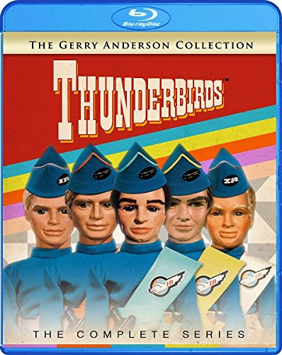 Thunderbirds: The Complete Series [Blu-ray] [Import]