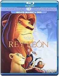 El Rey Leon Edicion Diamante Bd [Blu-ray]