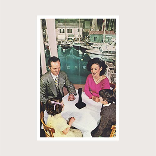 CD : Led Zeppelin - Presence (With LP, 180 Gram Vinyl, Deluxe Edition, Digital Download Card, Oversize Item Split)