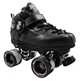 Rock GT50 Black Speed Skates - GT50 Black Skates - GT50 Derby Skates