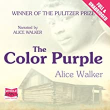 The Color Purple Audiobook by Alice Walker Narrated by Alice Walker