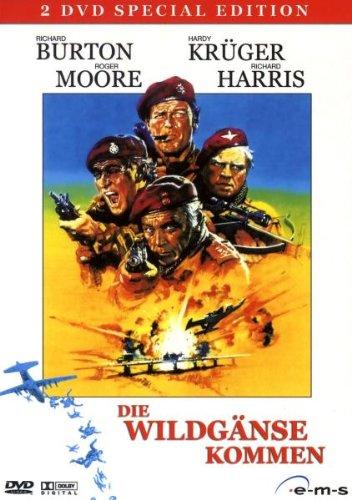 Die Wildgänse kommen (Special Edition, 2 DVDs)