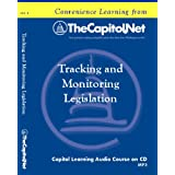 Tracking and Monitoring Legislation (Convenience Learning from Thecapitolnet)