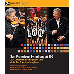 San Francisco Symphony at 100 [Blu-ray]