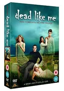 Dead Like Me - Season 2 [DVD]