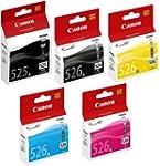 Canon CLI-526 Set 5 Canon Originalpat...