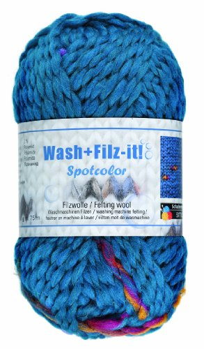 Wash+Filz-it! Spotcolor, Schachenmayr