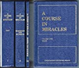img - for A Course in Miracles, 3 Vols. book / textbook / text book