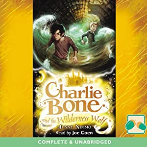 Charlie Bone and the Wilderness Wolf Audiobook