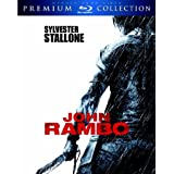 "John Rambo - Premium Collection [Blu-ray]von ""Sylvester Stallone"""
