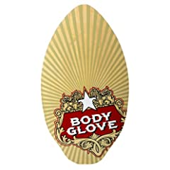 Body Glove Stella Wood Skim Board by Body Glove