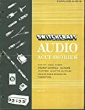 1966 Switchcraft Inc  Audio Accessories Catalog A-401b (Mini-mix, Audio Mixers, Speaker Controls, Couplers, Adaptors Selector Switches, Molded Cable Assemblies and Connectors)