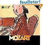 Wolfgang Amadeus Mozart (livre + 1 CD...