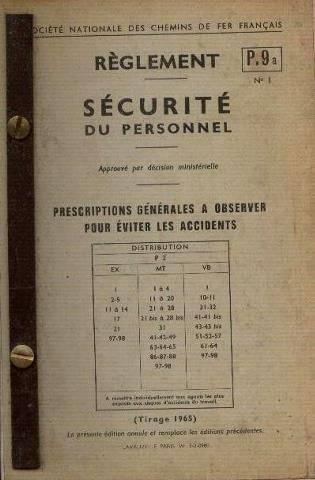 reglement-p-9-n1-securite-du-personnel-prescription-generales-observer-pour-eviter-les-accidents