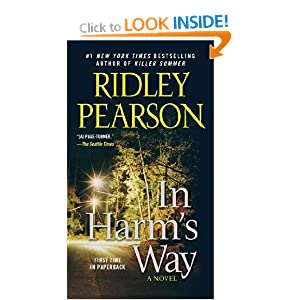 In Harm's Way - Ridley Pearson
