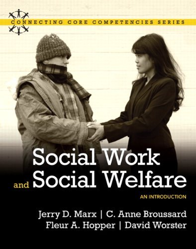 Social Work and Social Welfare: An Introduction...
