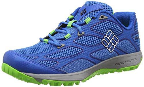 ColumbiaConspiracy IV - Scarpe Running uomo, colore multicolore (multicolor (static blue/black)), taglia 43.5