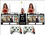 Xbox 360 Skin Grand Theft Auto