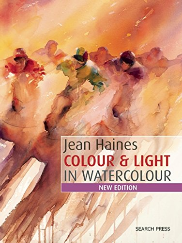 Jean Haines Colour & Light in Watercolour (How to Paint)