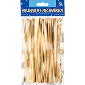 Bamboo Skewers 8 by Generic