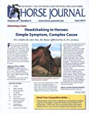 Horse Journal (1-year auto-renewal)