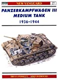 Cover of Panzerkampfwagen III Medium Tank by Bryan Perrett Byran Perret 1855328453