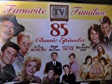 Favorite TV families - 85 classic episodes including the Beverly hillbillies, Ozzie & Harriet. Petticoat Junction and the Dick Van Dyke show (2 DVD Set) (This special DVD Collection Contains 40 episodes 16 hours of culture class adventures (Beverly Hillbillies), him him him him himwork-family TV fun than ever before! Enjoy the classics from the adventures of Ozzie and Harriet, the Dick Van Dyke show, petticoat Junction, and the Milton Berle show.)
