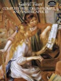 img - for Complete Preludes, Impromptus and Valses-Caprices (Dover Music for Piano) book / textbook / text book