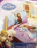Disney Frozen 4 Piece Toddler Bedding