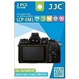 JJC LCD Screen Protector Film for Olympus OM-D EM1/EM10/PEN E-P5