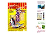 Taro Fish Slimming Snack Food- Spicy Flavoured (10 Sachets)