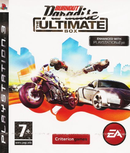 Burnout Paradise: The Ultimate Box (Playstation 3)