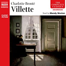 Villette Audiobook by Charlotte Bronte Narrated by Mandy Weston