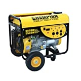 51bc5YxSe2L. SL160  Champion Power Equipment 41135 6,800 Watt 338cc 4 Stroke Gas Powered Portable Generator (CARB Compliant)