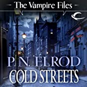 Cold Streets: Vampire Files, Book 10 | P. N. Elrod