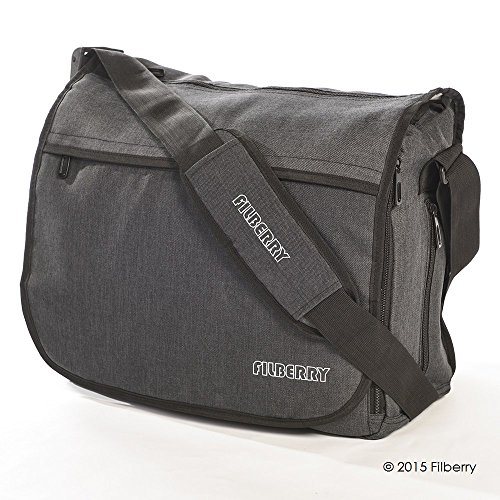 messenger-diaper-bag-for-dads-moms-to-share-baby-care-top-zipper-for-easy-access-large-grey-black-fi