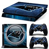 GoldenDeal PS4 Console and DualShock 4 Controller Skin Set - Football NFL - PlayStation 4 Vinyl